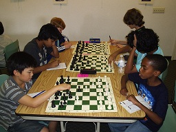 Scholastic Chess Tournament