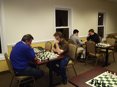 Blitz Chess Tournament